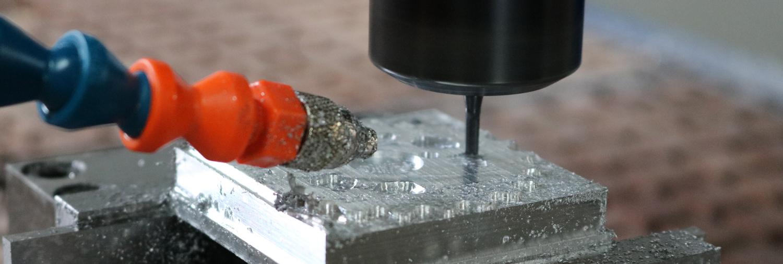 Aluminiumplatte fräsen CNC Bearbeitung Alu